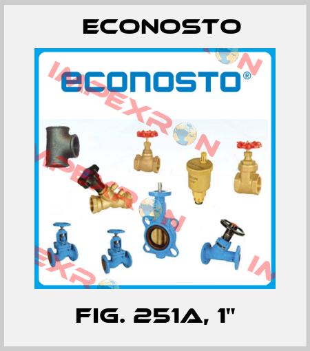"Econosto-FIG. 251A, 1""  price"