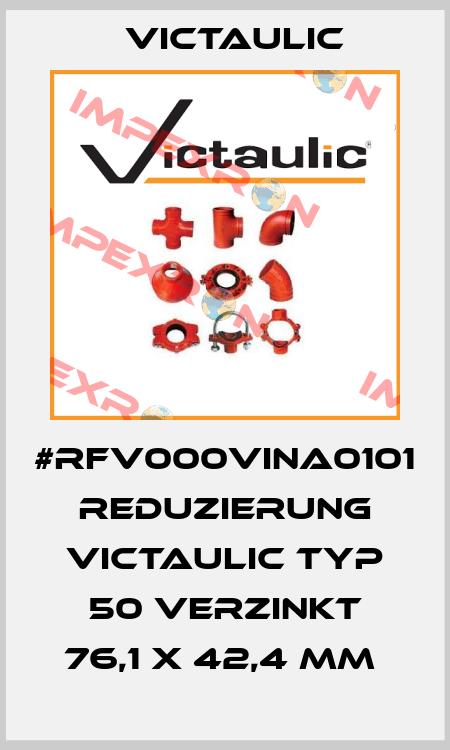 Victaulic-#RFV000VINA0101 REDUZIERUNG VICTAULIC TYP 50 VERZINKT 76,1 X 42,4 MM  price