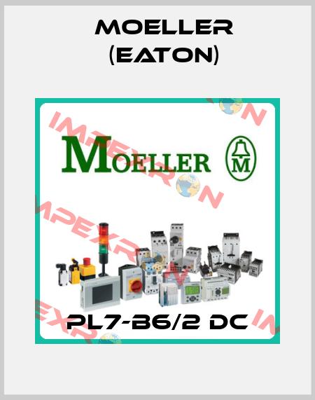 Moeller (Eaton)-PL7-B6/2 DC  price