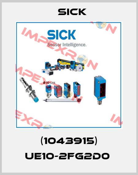 Sick-(1043915) UE10-2FG2D0  price