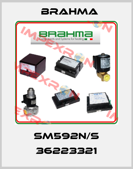 Brahma-(30,43076) SM592N/S  price