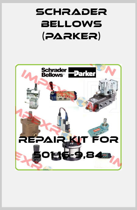 Schrader Bellows (Parker)-Repair kit for 501 16-9,84 price