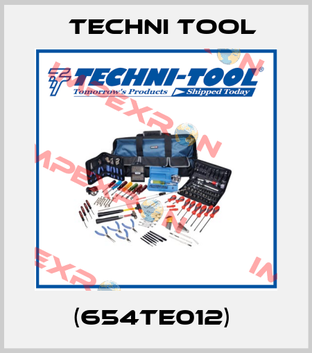 Techni Tool-(654TE012)  price