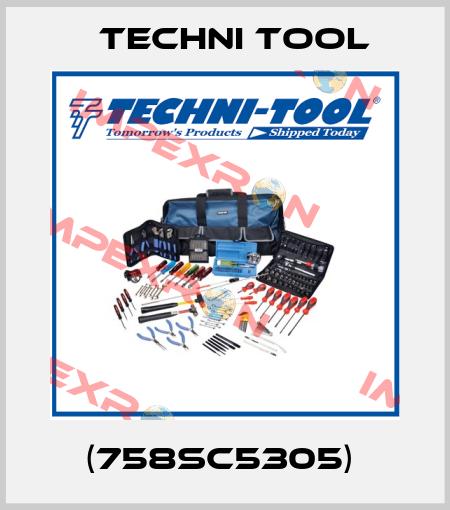Techni Tool-(758SC5305)  price