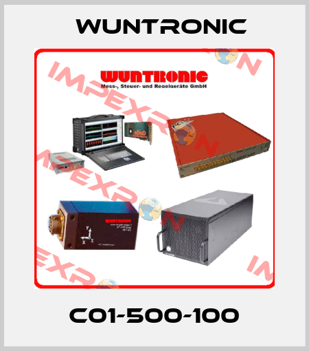 Wuntronic-C01-500-100 price