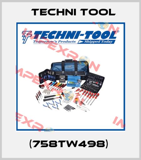 Techni Tool-(758TW498)  price
