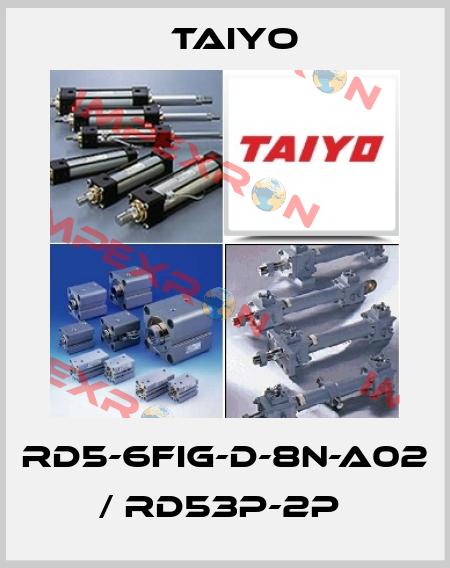 TAIYO-RD5-6FIG-D-8N-A02 / RD53P-2P  price