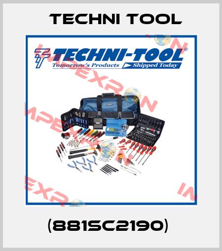 Techni Tool-(881SC2190)  price