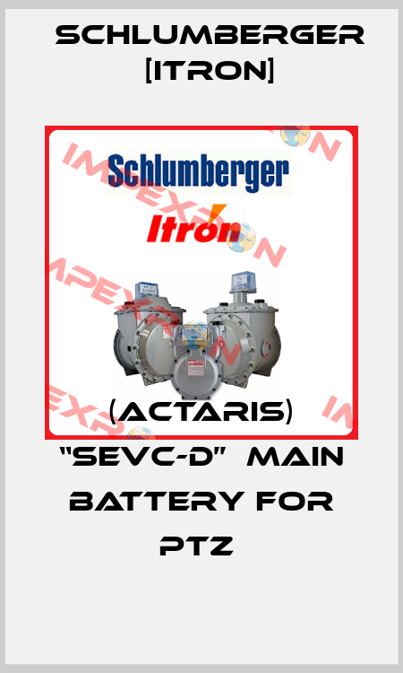 Schlumberger [Itron]-(ACTARIS) ''SEVC-D''  MAIN BATTERY FOR PTZ  price