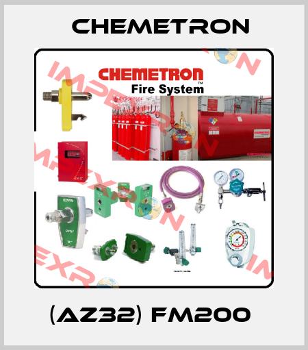Chemetron-(AZ32) FM200  price