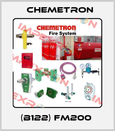 Chemetron-(B122) FM200  price