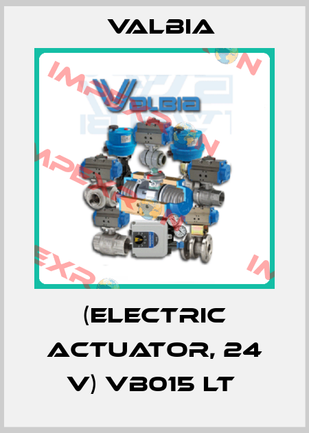 Valbia-(ELECTRIC ACTUATOR, 24 V) VB015 LT  price