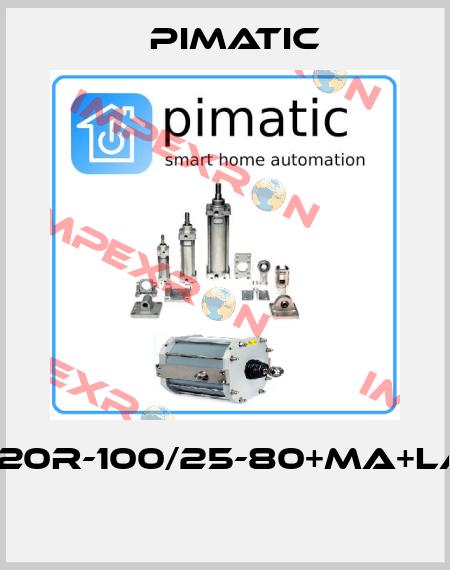 Pimatic-,P2020R-100/25-80+MA+LA+BS  price