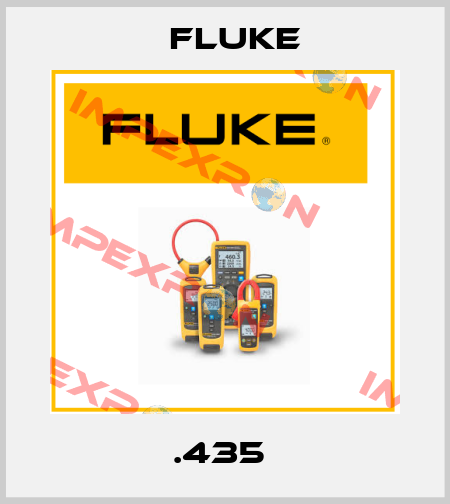 Fluke-.435  price