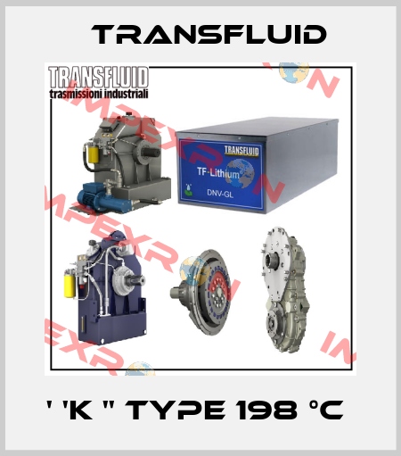 Transfluid-' 'K '' TYPE 198 °C  price